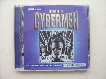 Doctor Who Origins of the Cybermen CD  Soundtrack David Banks